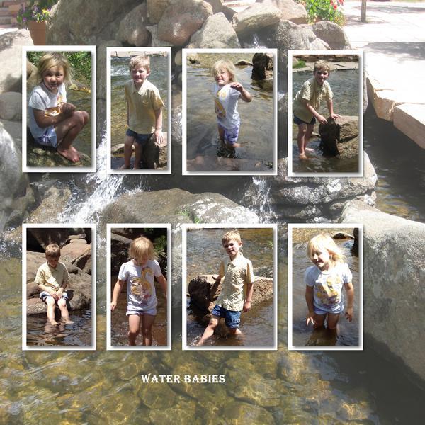 Estes Park page 20 Water Babies