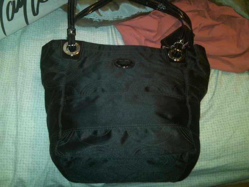 My New Coach Bag