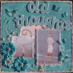 Old thoughts *DCWV papers*