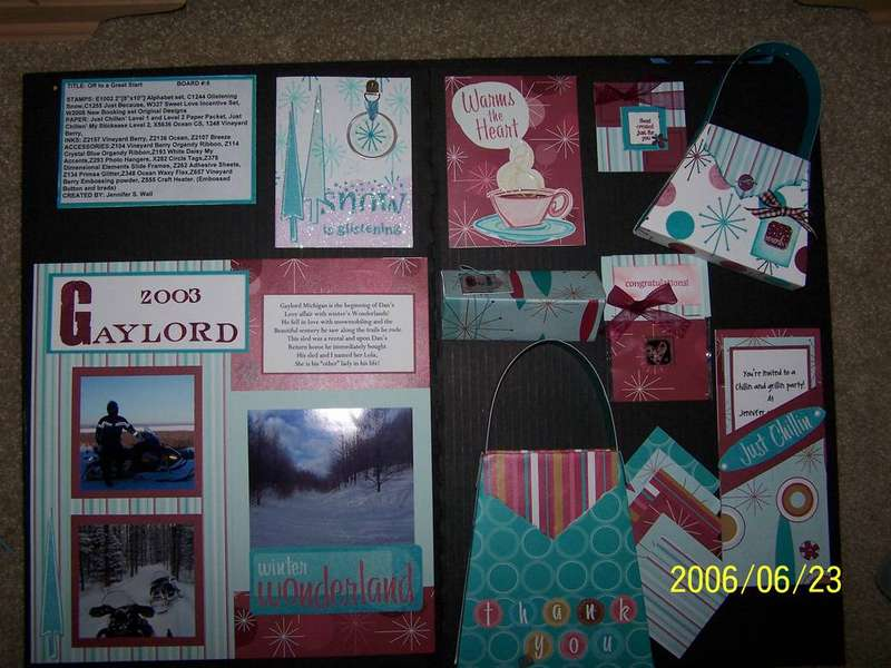 Scrapbooking and paper crafting