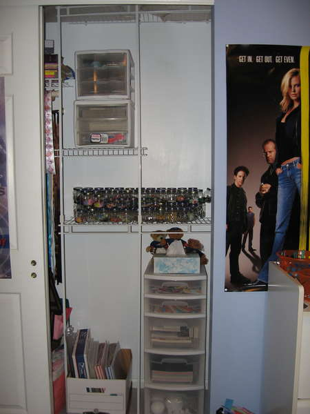 New scrapbook room