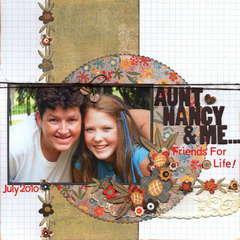 Aunt Nancy & Me