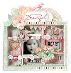 {You are so beautiful} *Glitz Design*
