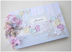 Mini album for little Jasmina