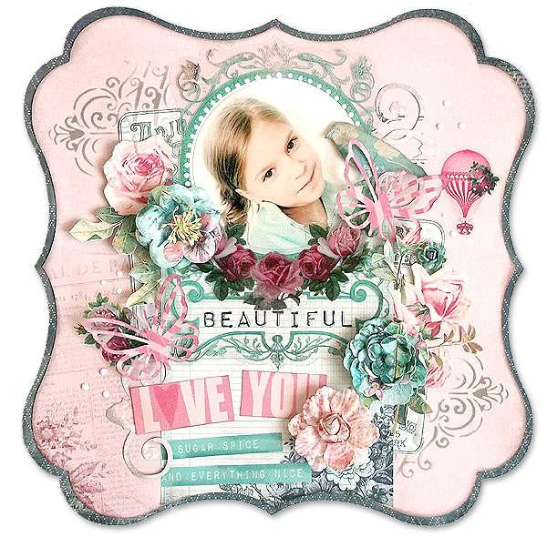 {Beautiful} *Glitz Design*