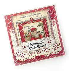 Christmas card *Melissa Frances*