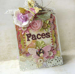 {Faces} - mini album *NEW Prima*