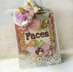 {Faces} - mini album *NEW Prima*