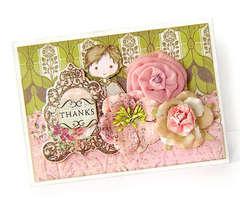 {Thanks} - card *Prima*
