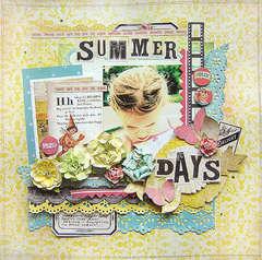 {Summer Days}