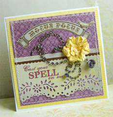 {Cast your spell on me} card