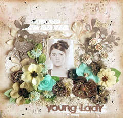 {Young Lady} *Prima*