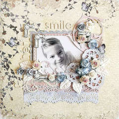 {Her smile} * Swirlydoos May Kit*