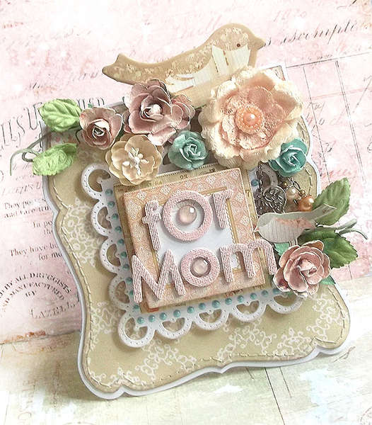 {For Mom} card *Prima*