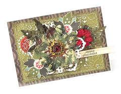 {Merry Christmas} card *Prima*