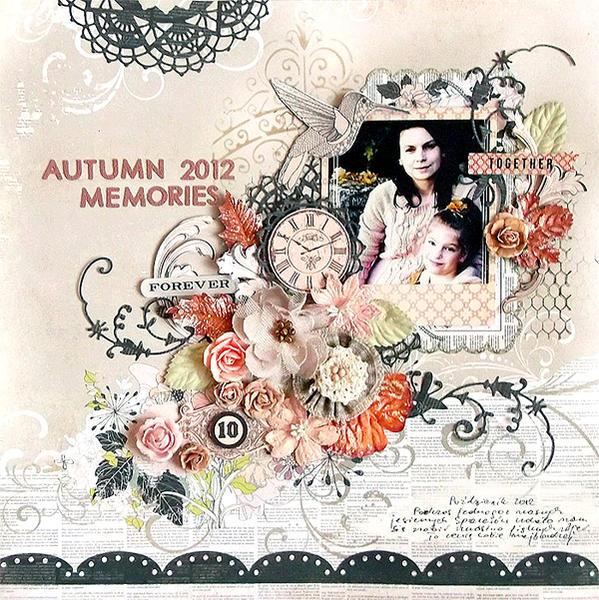 {Autumn 2012 Memories} *OUAS*