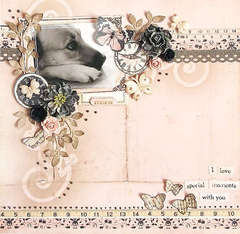 {I love special moments with you} * Swirlydoos April Kit*