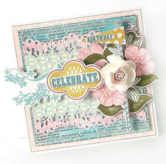 {Celebrate} *Pink Paislee*