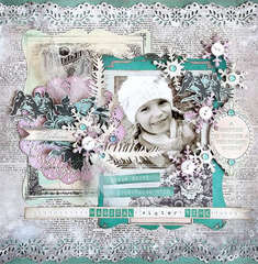 {Magical Winter Time} *Glitz Design*