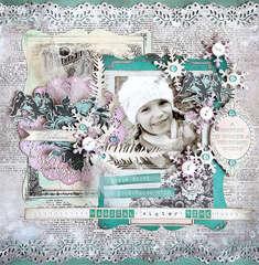 {Magical Winter Time} *Glitz Design*