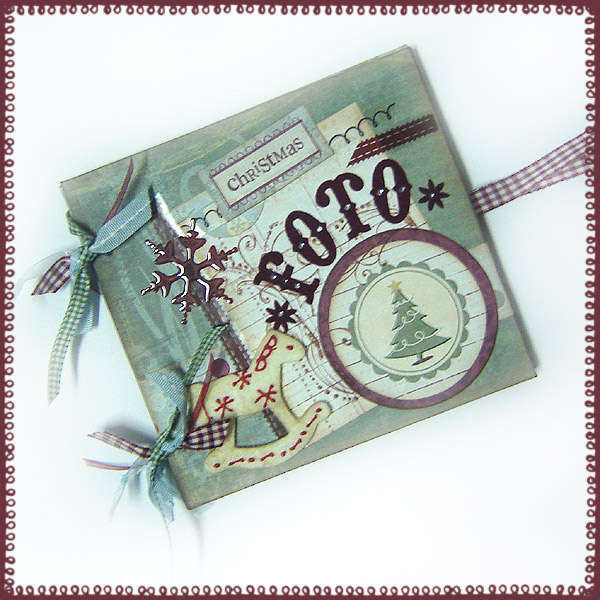 CD Folder - front cover