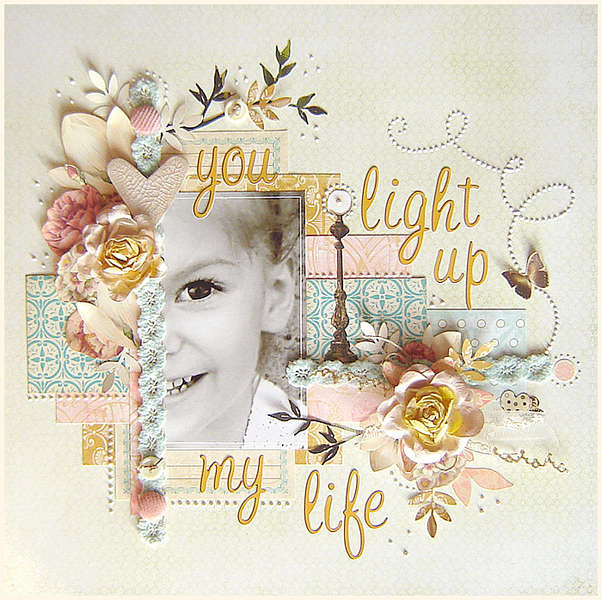 {You Light Up My Life}