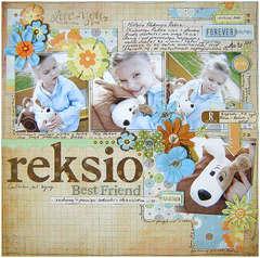 Reksio - Best Friend