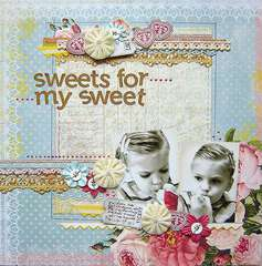 {Sweets for my Sweet}
