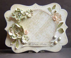 {Wedding frame}