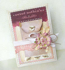 {Sweet Nothin's} - card
