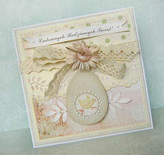 {Easter card} 1