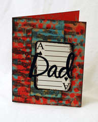 Dad (Cards for Heroes)
