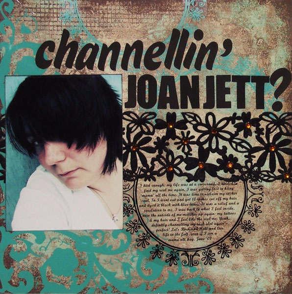 Channellin' Joan Jett