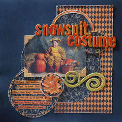 Snowsuit Costumer (MME)