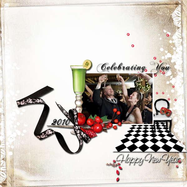Celebratiing  Us in 20010