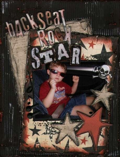 Backseat Rockstar