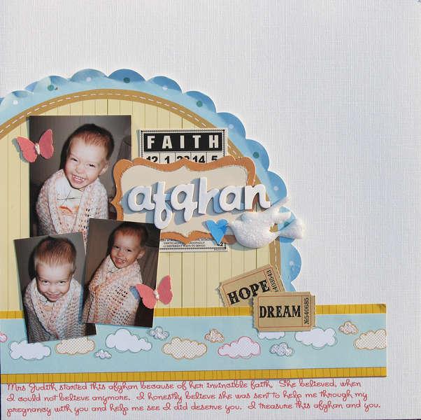 Faith Afghan