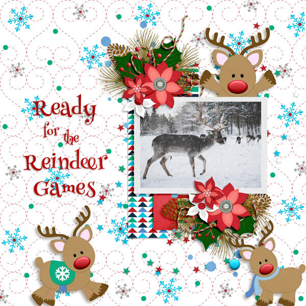Ready for the Reindeer Games
