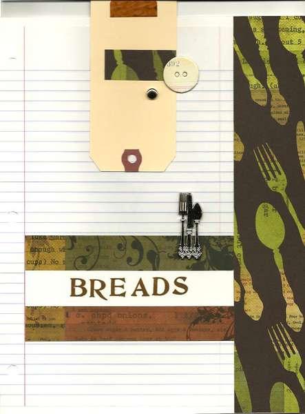 Cookbook Breads