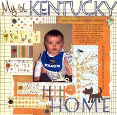 My 'ol Kentucky Home