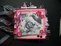 Drama Queen Paper Bag Album