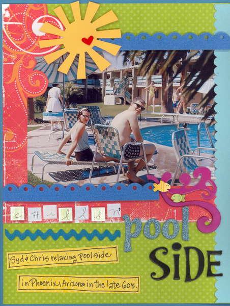 Chillin' Pool Side