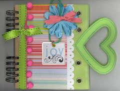 Heart Handle Journal