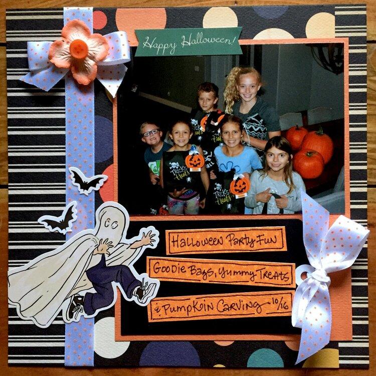 Halloween Spooky Cuties