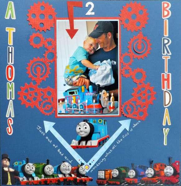 A Thomas Birthday