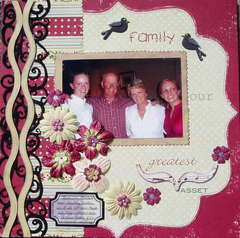 Family is our Greatest Asset
