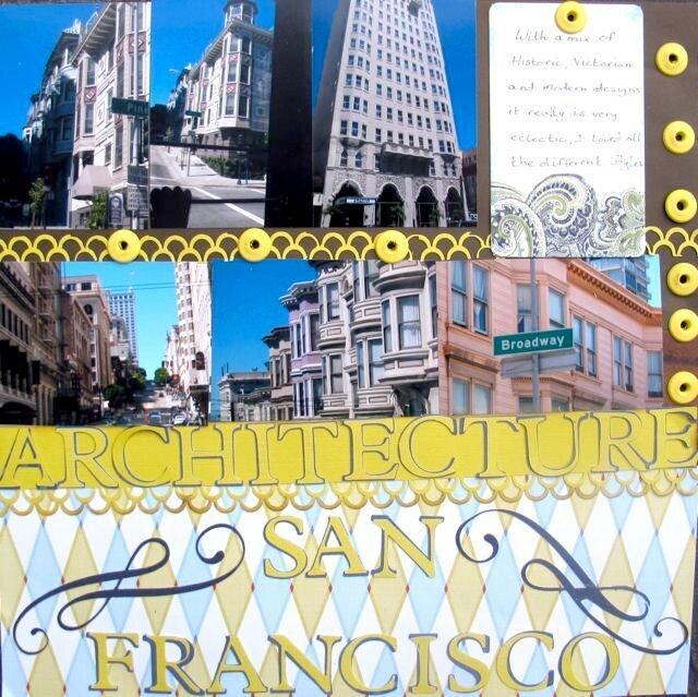 Architecture of San Francisco