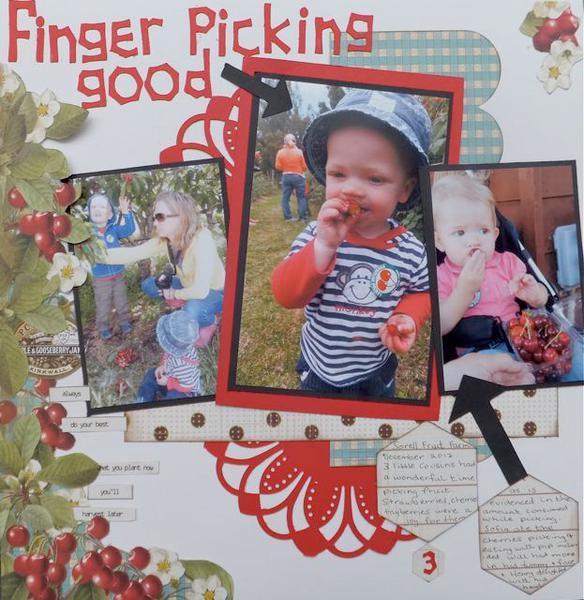 Finger Picking Good