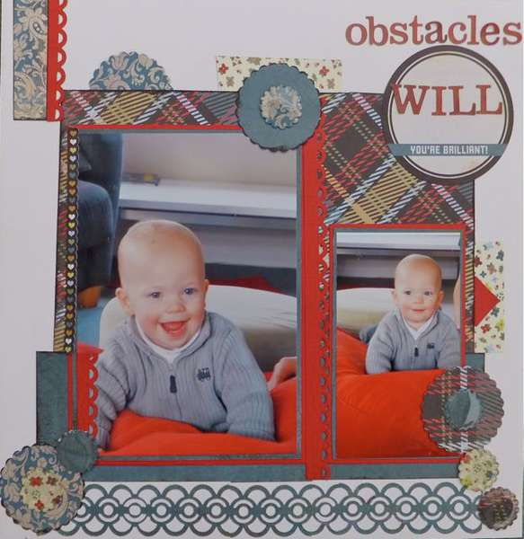 'obstacles' for Will