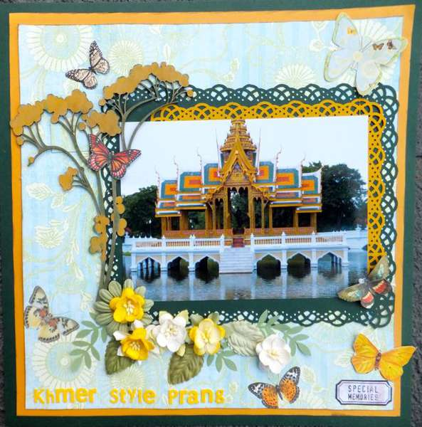 Khmer Style Prang